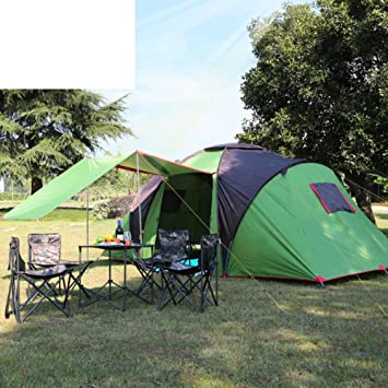 outdoor family tent/Beyond two-bedroom Pavilion/ Wild c&ing/ tents-green & outdoor family tent/Beyond two-bedroom Pavilion/ Wild camping ...
