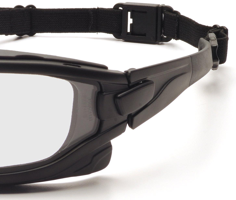 Pyramex I-Force Sporty Dual-Fenster Anti-Fog Schutzbrille Raum-Objektiv