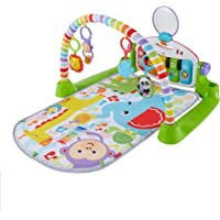 Fisher-Price Gimnasio Piano Pataditas superaprendizaje, manta de juego