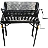 5 Burner Hatch Chile Roaster Propane Roaster Drum & Portable Stand CR- BARBACOA-2