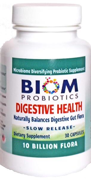 Amazon.com: BIOM salud digestiva: Health & Personal Care