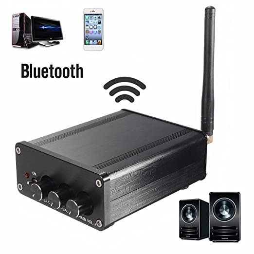 ... Wireless CSR4.0 Class D Digital Mini TPA3116 2.1 CRS Wireless Module Digital Stereo Amplifier Board 250W+100W HIFI Amplificador: Home Audio & Theater