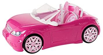 Barbie Glam Convertible, Doll Accessories - Amazon Canada
