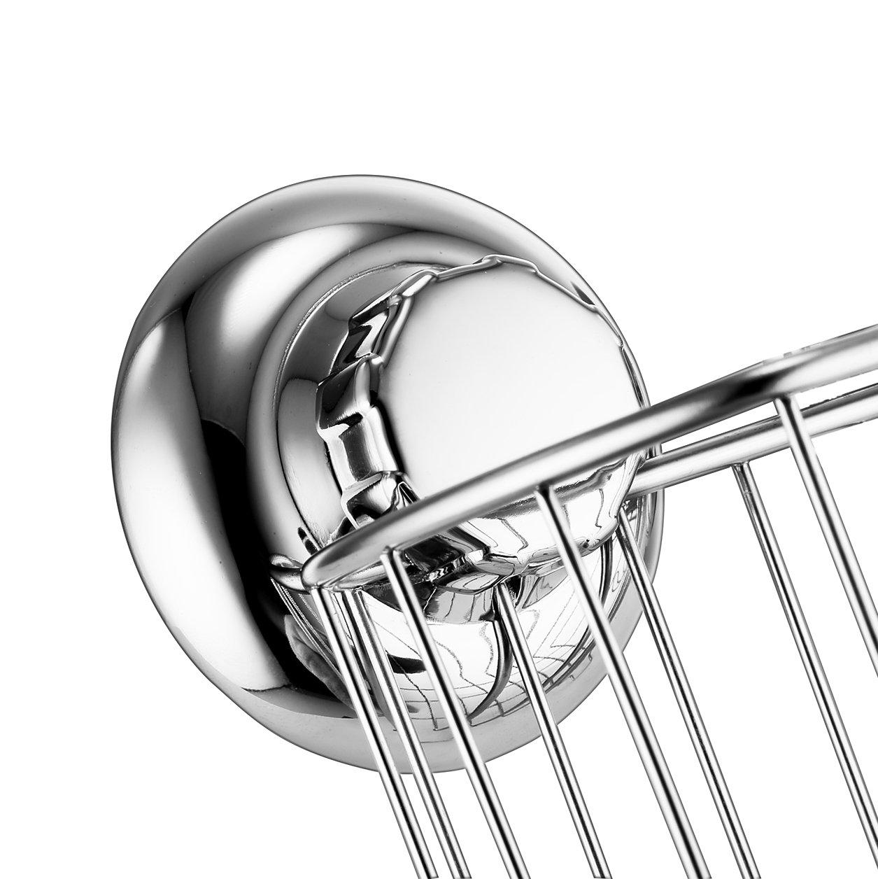 Maxhold Saugschraube Duschkorb Tief Einstockig Befestigen Ohne