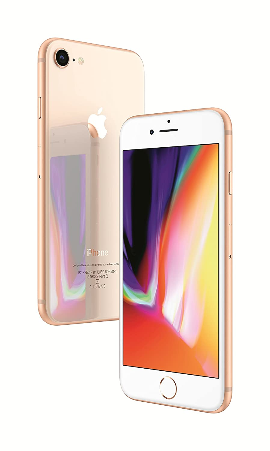 4aec615e8 Apple iPhone 8 (64GB) - Gold  Amazon.in  Electronics