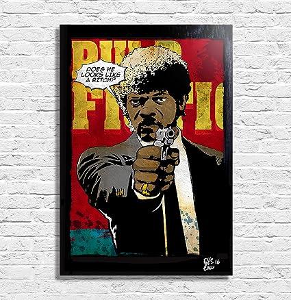 Amazon Jules From Quentin Tarantino S Pulp Fiction