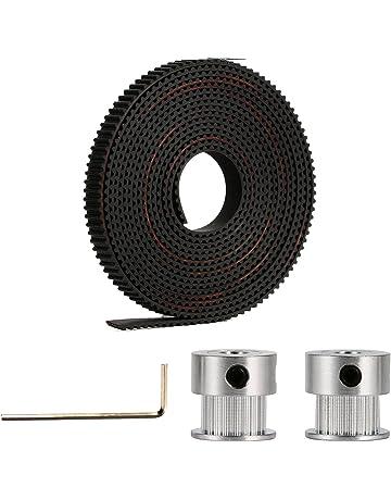 Gt2 INGRANAGGIO-PULLEY//20 denti//5mm ALBERO-CNC//Reprap Mendel –//STAMPANTE 3d
