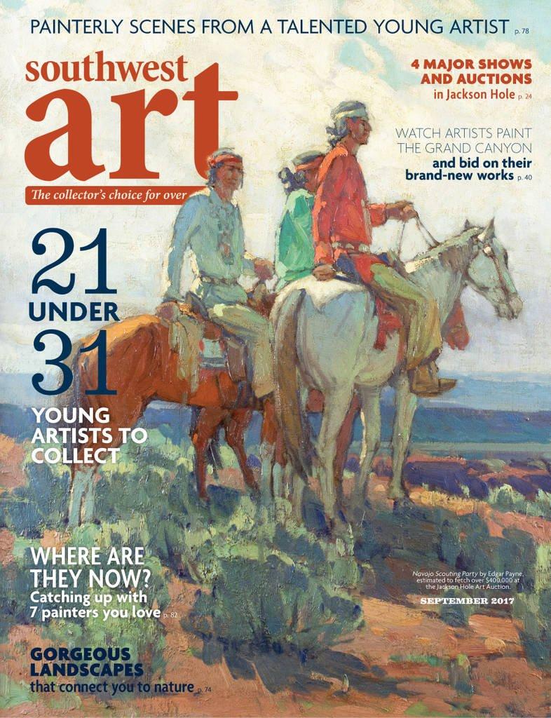 Watercolor artist magazine subscription - Watercolor Artist Magazine Subscription 11