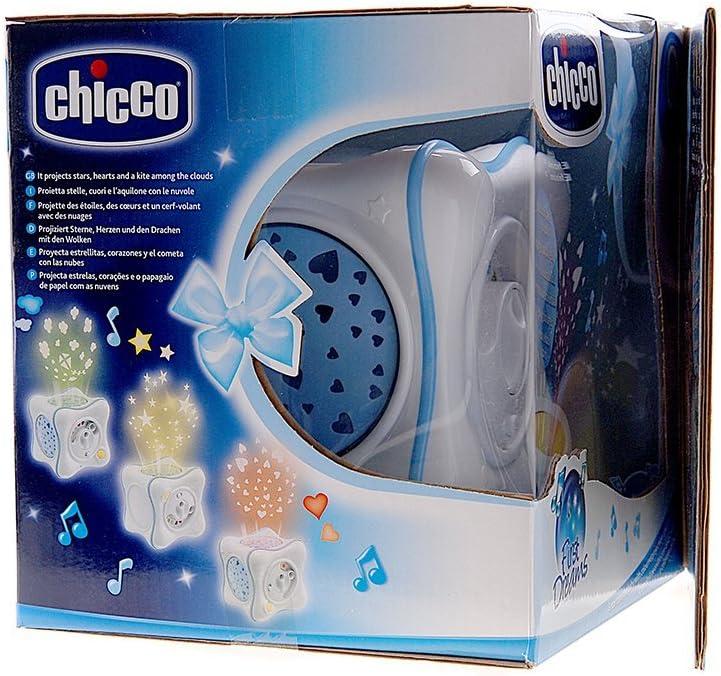 Chicco - Proyector cubo arcoíris, color azul (00002430200000 ...