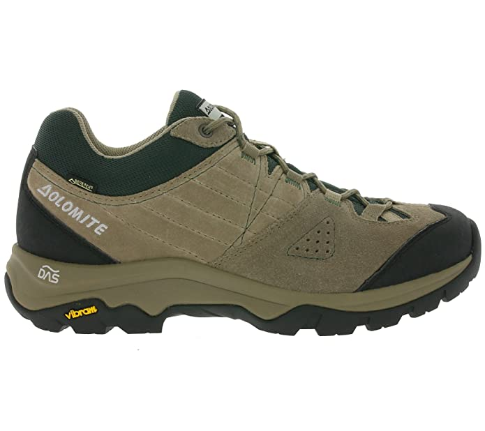 4919ce14b4ab2 Dolomite Kendal Low GORE-TEX Men s Hiking Boots Brown 248118-0808 ...