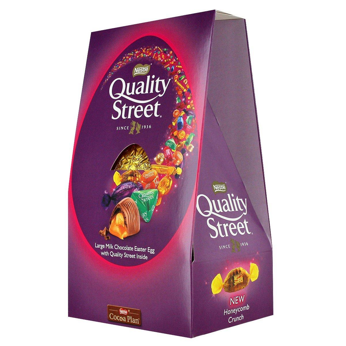 Amazon.com : Nestle Quality Street Egg - Large - 9.77oz (277g ...