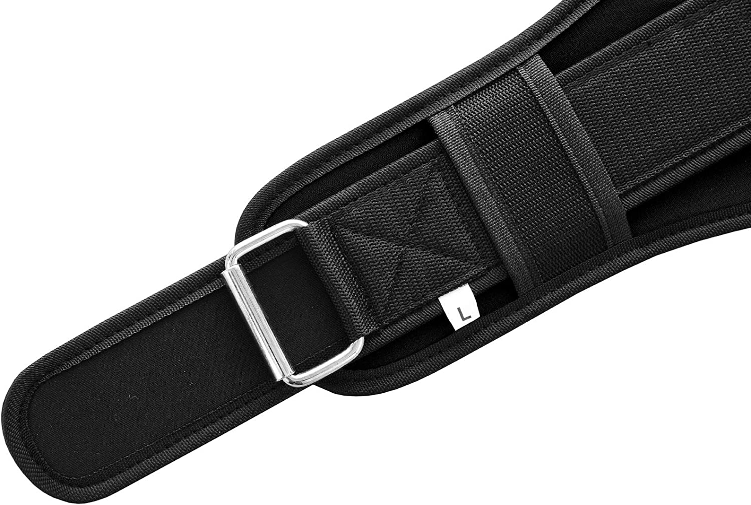 Details about  /Weight Lifting Belt Gym Training Neoprene Fitness Workout Double Support