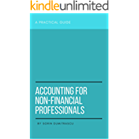 Accounting for Non-Financial Professionals: A Practical Guide (Management Book 7)