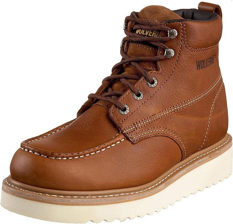 Wolverine Men's W08288 Boot, Brown