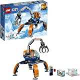 レゴ(LEGO)シティ 北極探査ロボット 60192 ブロック おもちゃ