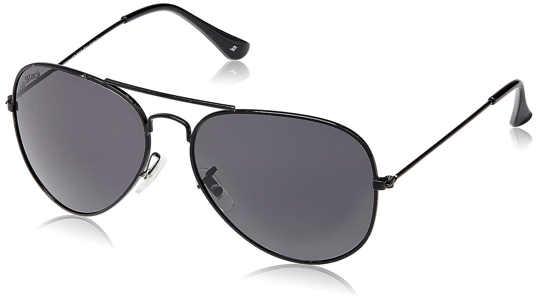 4db36a9efb Joe Black Aviator Sunglasses (Shiny Black) (JB 111
