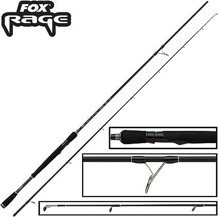 Fox Rage Ti Pro Jigger X 2,40 m 20-60 g Jigrute Jigangel Spinnrute Spinnangel