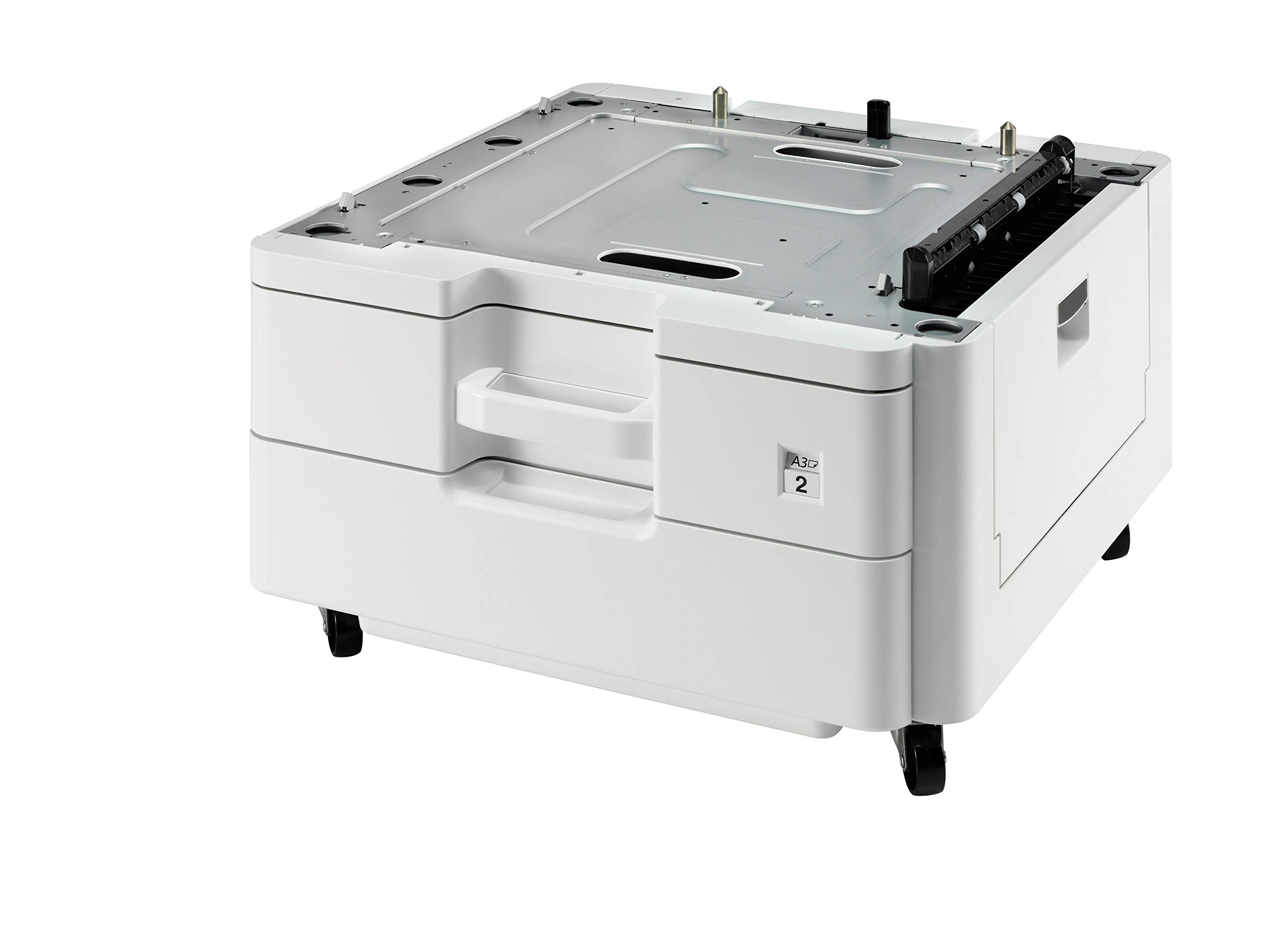 Kyocera 1203NP2US0 Model PF-470 500-Sheet Paper Feeder and Cabinet; For use with FS-C8520MFP, FS-C8525MFP, FS-6525MFP, FS-6530MFP, M4132idn, M4125idn, M8124cidn, M8130cidn and Others Printers by Kyocera