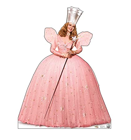 1e85ea0533d Advanced Graphics Glinda the Good Witch Life Size Cardboard Cutout Standup  - The Wizard of Oz 75th Anniversary (1939 Film)