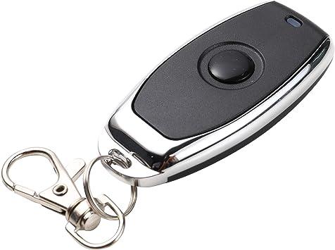 433MHz 2 Button RF Wireless Remote Control Transmitter Garage Door DC 12V