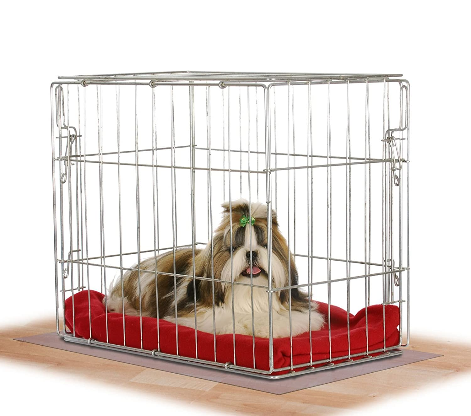 Rubber mats dog run - Amazon Com Tex Polycarbonate Dog Crate Floor Protector For Crates Up To 30 X 48 Inches 48 X 53 Clear Cage134er Pet Supplies