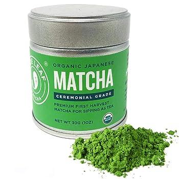 Jade Leaf Matcha USDA Organic Authentic Japanese Matcha Tea