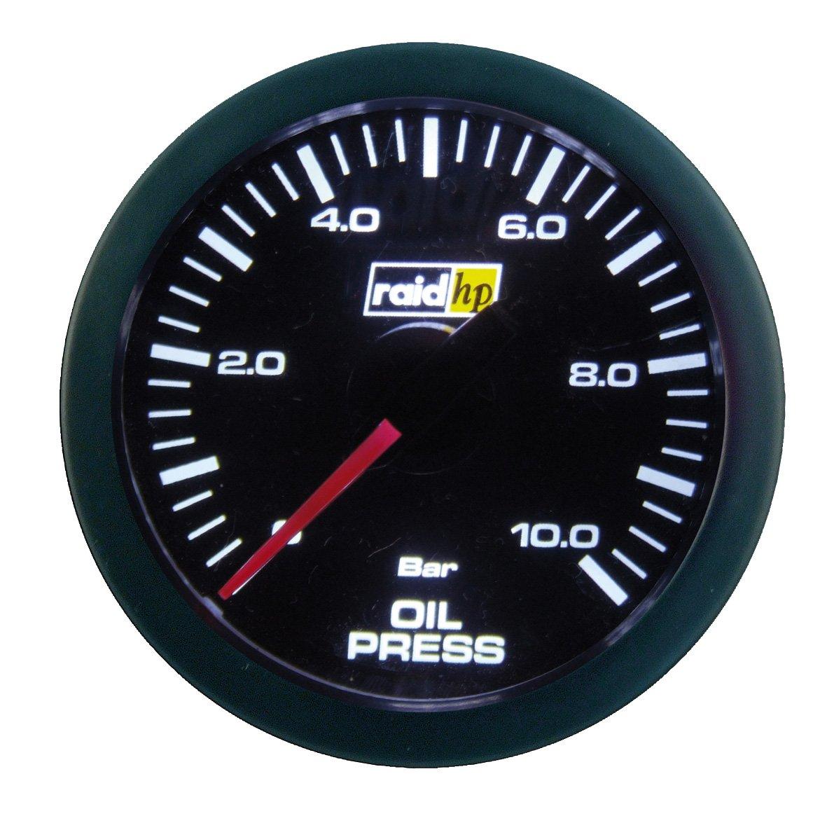 Raid HP 660173 Zusatzinstrument Ö ldruckanzeige Serie Sport