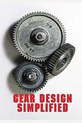 Gear Design Simplified Paperback