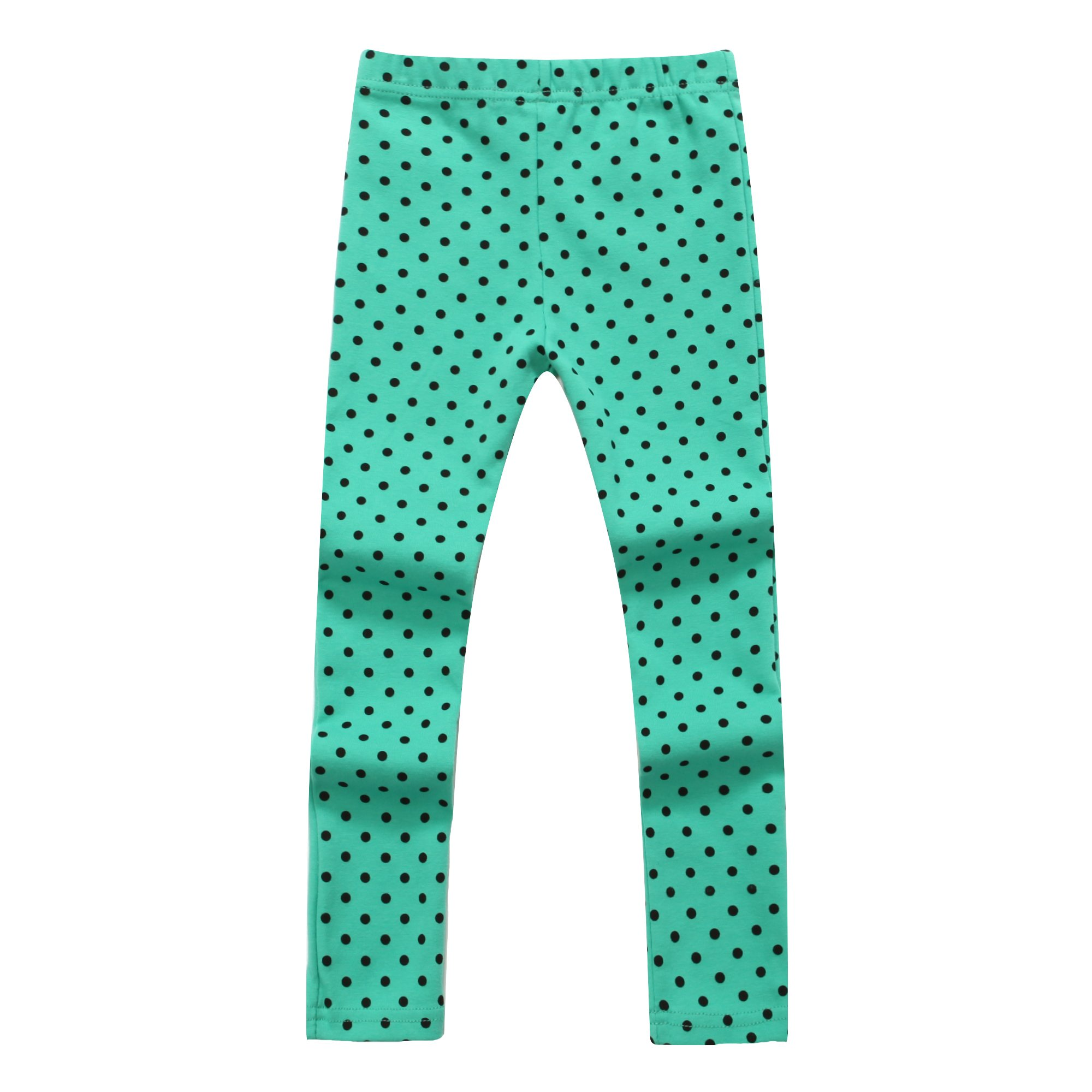 Richie House Girl\'s Asymmetric Happy Bunny Pants RH0155-A-2/3