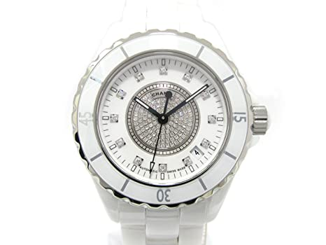new concept 32aa8 c7a55 Amazon | [シャネル] CHANEL J12 12Pダイヤ 腕時計 ウォッチ ...