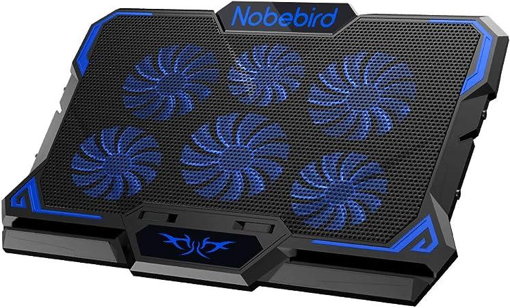 Laptop Kühler Gaming Notebook Kühler Mit 6 Ruhige Computer Zubehör