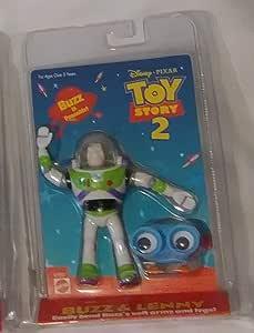 Amazon.com: Toy Story Buzz & Lenny Figure Set: Toys & Games
