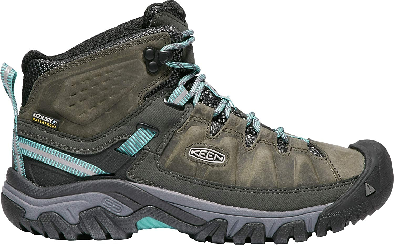 5fb5997a0e3 KEEN Women's Targhee ILI Mid WP Hiking Boot