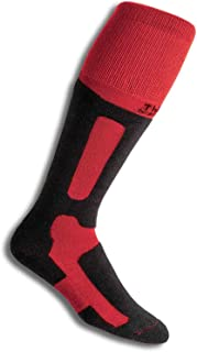 product image for Thorlos Performance Fit Snowboard Racing Red/Black MD (Men's Shoe 8.5-10, Women's Shoe 9.5-11.5)