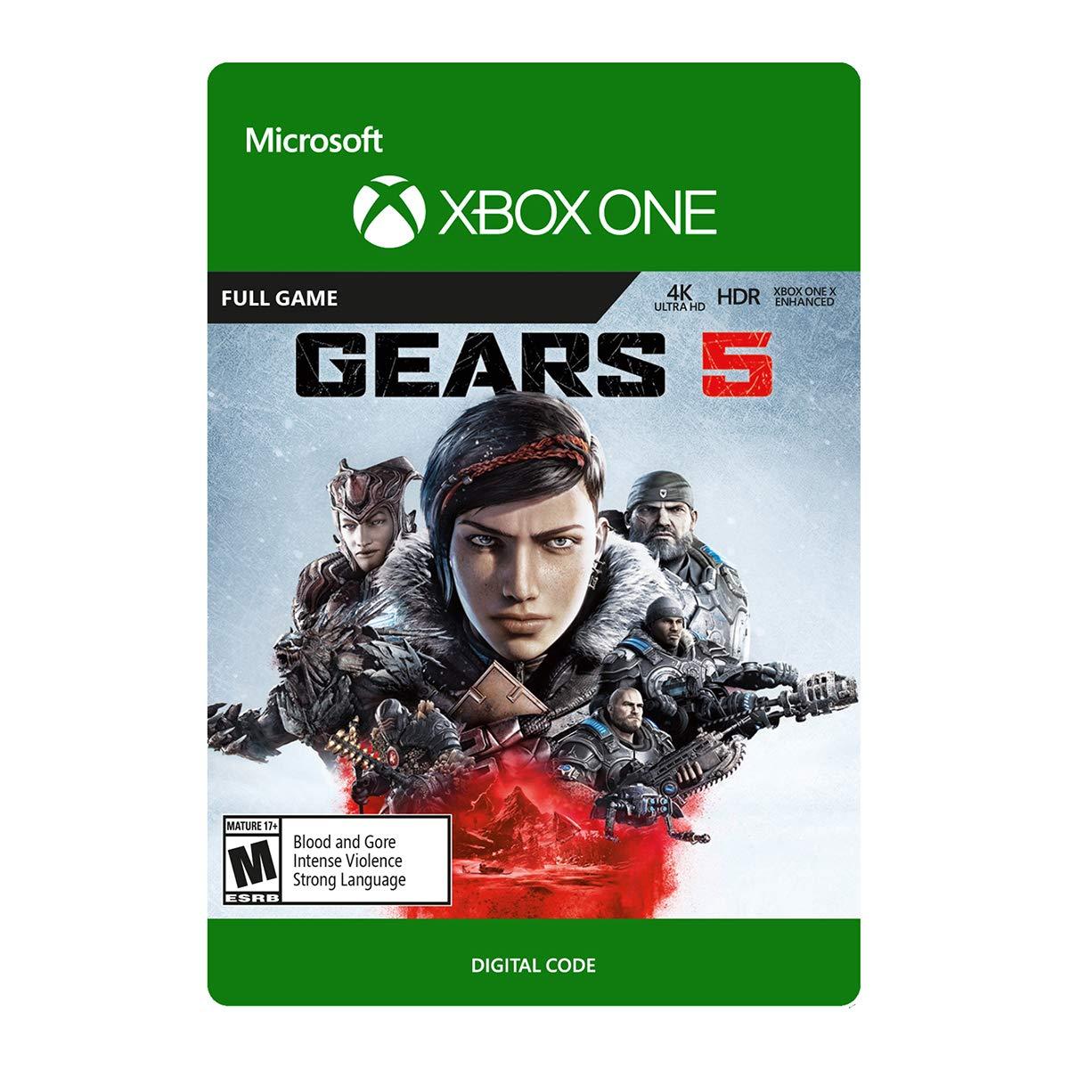 Gears 5 - Xbox One [Digital Code]