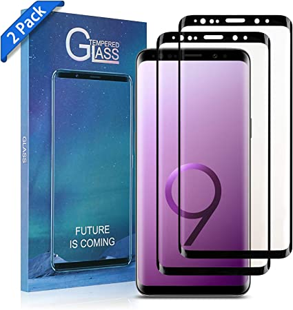 Anti-Fingerprint Scratch-Resistant Glass Screen Protector No-Bubble TOBOS Screen Protector Tempered Glass,