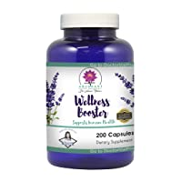 Echinacea Elderberry Goldenseal & More - 200 Caps - Wellness Boosters - by Dr. Valerie...