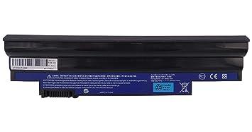 Genérico 6 cell 4400 mAh batería para portátil AL10B31 para Acer Aspire One D255 D260 522
