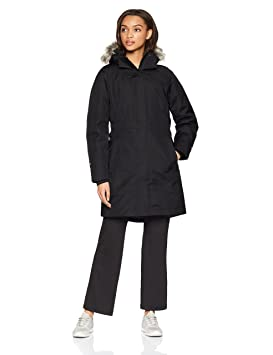 The North Face Outerwear TNF Chaqueta, Mujer, Negro (Tnf Black), S: Amazon.es: Deportes y aire libre