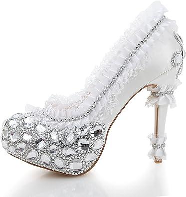 Scarpe Sposa Gucci.Shoemaker S Heart Estiva Europea Scarpe Sposa Gucci Womens Pizzo