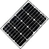 ALEKO 40W 12V 40-Watt Monocrystalline Solar Panel