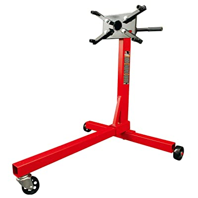 BIG RED T23401 Torin Steel Rotating Engine Stand with 360 Degree Rotating Head: 3/8 Ton (750 lb) Capacity: Automotive