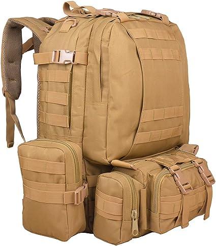 Nouveau Sac à dos de haute qualité Medium Sac à dos MOLLE Sac à Dos Armée Toile Pack
