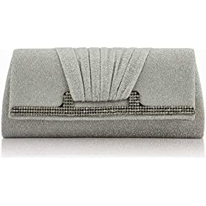 6fac079672 Womens Clutch Bags Ladies Evening Prom Party Hand Purse