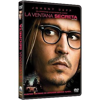 La Ventana Secreta Johnny Depp Maria Bello John Turturro David