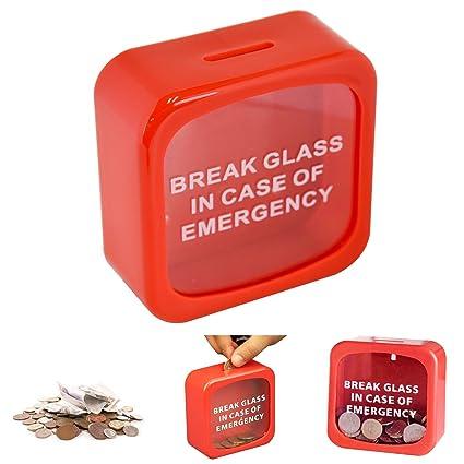Diseño de alarma de incendios de emergencia Break cristal ...