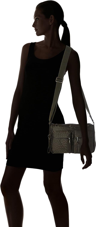 Mandarina Duck Women/'s Md20 Minuteria Shoulder Bag