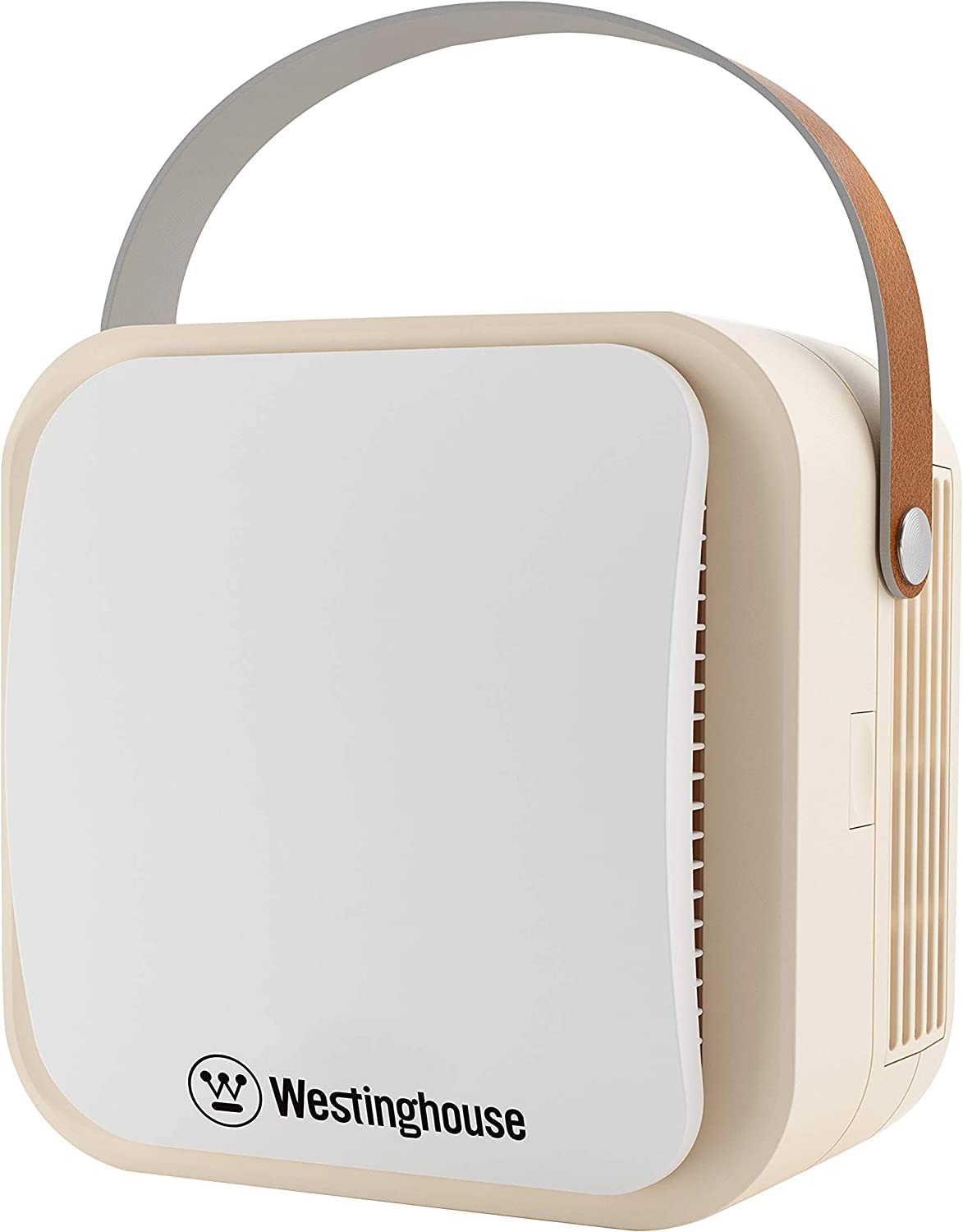 Westinghouse 1804 Portable Air Purifier with True HEPA Filter & NCCO Technology - Kills, Sanitizes, and Removes Bacteria, Viruses, VOCs, Allergens, Dust, Smoke - Ideal for Car, Airplane, Hotels