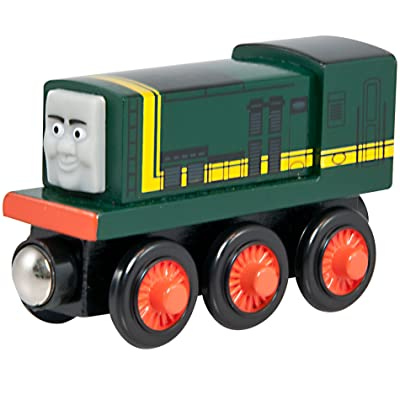 Thomas the Tank Engine & Friends Wooden Railway - Paxton: Toys & Games