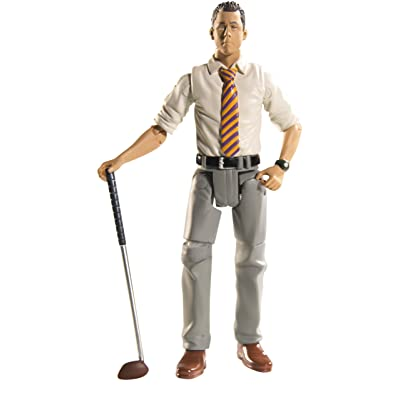 Avatar RDA Parker Selfridge Action Figure: Toys & Games